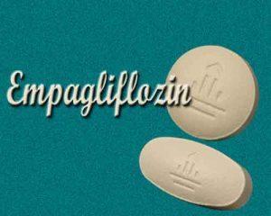 Empagliflozin decreases on risk Of CV Death and HF hospitalization