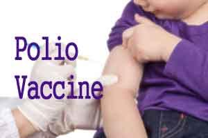 A single-injection vaccine for the polio virus