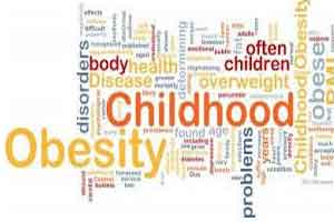 Childhood obesity is a risk factor of developing heart diseases and diabetes in later life