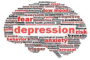 Drugs found to be more effective against depression than electric current