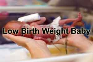 Stressed pregnancy leads to low birth weight  babies