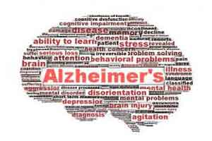 Protein Amyloid responsible for development of Alzheimers