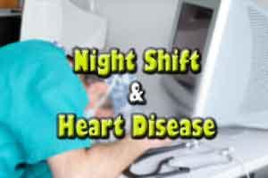 Night Shifts increase the risk of Coronary heart Disease- Study