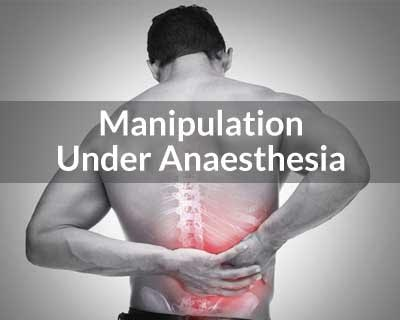 Guidelines-practice and performance of manipulation under anaesthesia