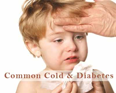 Common Cold May Increase Diabetes Risk in Kids