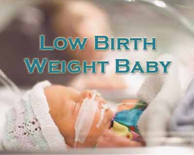 Very low weight infants prone to osteopenia