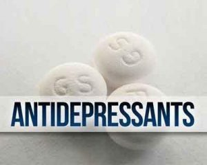 Antidepressants increase mortality  risk in COPD by 20 percent