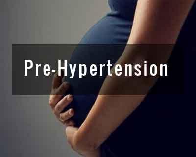 Pre-hypertension in pregnancy may up diabetes, stroke risk