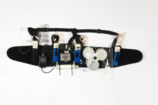 Groundbreaking Study: Wearable artificial kidney that may replace conventional dialysis