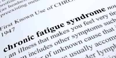 Chronic fatigue syndrome flare-ups caused by straining muscles and nerves
