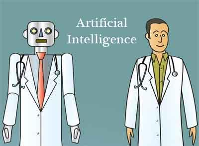 Most doctors don't believe AI can replace human doctors