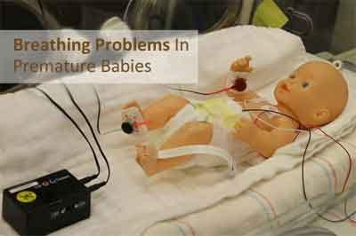 New device to treat breathing problems in premature babies