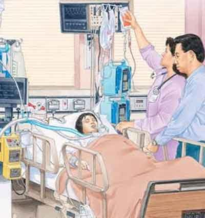 In-bed cycling exercise safe for ICU patients: Study