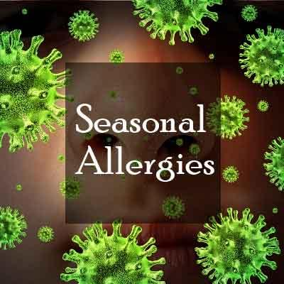 Seasonal allergies may cause changes in the brain