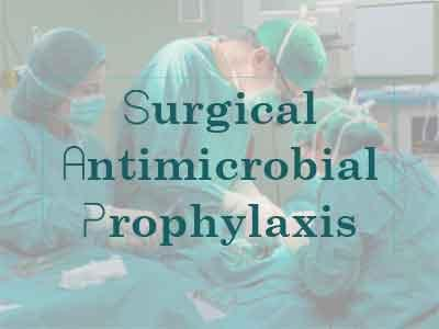 GOI Guidelines For Surgical Antimicrobial Prophylaxis
