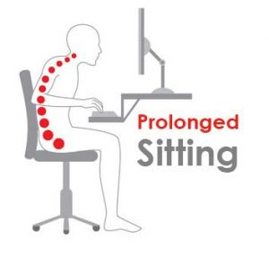 Prolonged Sitting may lead to poor memory
