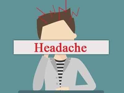 Vitamin D deficiency increases risk of chronic headache