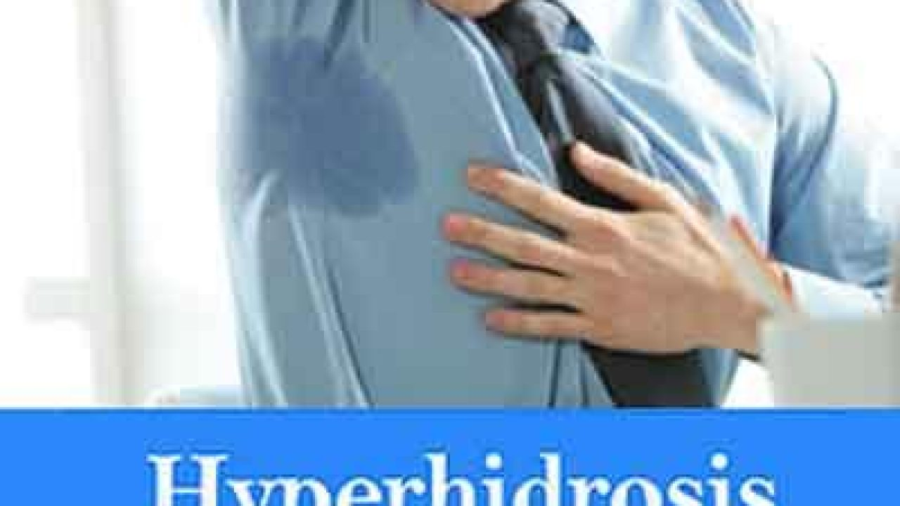 Hyperhidrosis Treatment available and effective but not