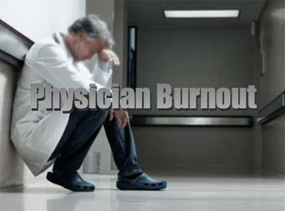 Physician burnout-Researchers Identify effective interventions