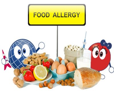 S. aureus increases risk of food allergy in children with severe eczema