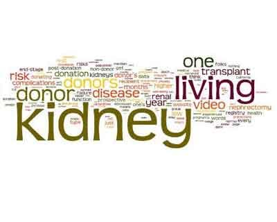 Living kidney donors often pay their own expenses