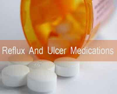 Reflux and ulcer medications linked to  kidney disease