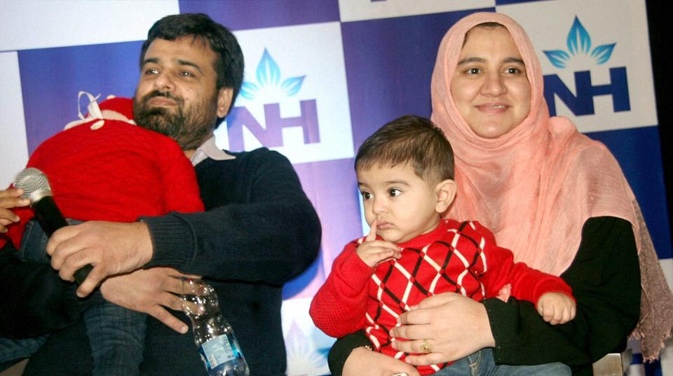 Pak infant becomes youngest bone marrow donor in India