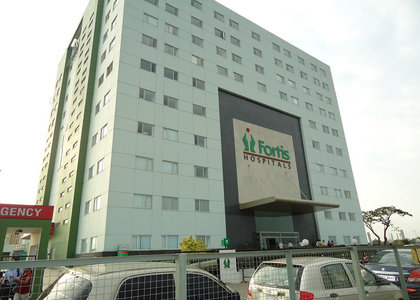 Cardiac Transplant on 29 year old male at Fortis Mulund