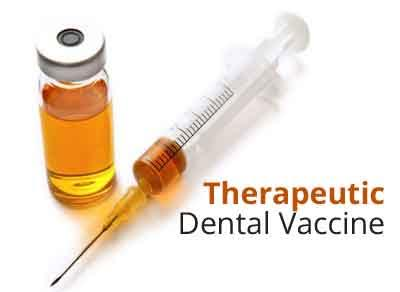 First therapeutic dental vaccine developed: Periodontitis