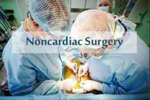 Aspirin prevents MI after noncardiac surgery in patients with PCI