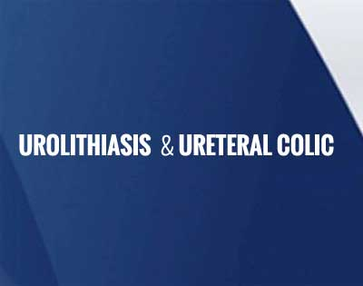 Urolithiasis and ureteric colic-Standard Treatment Guidelines