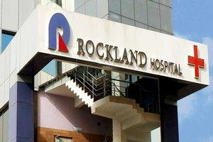 VPS Rockland Hospital, Manesar replants hand of factory worker