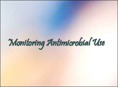 GOI Antibiotic Guideline For Monitoring Antimicrobial Use