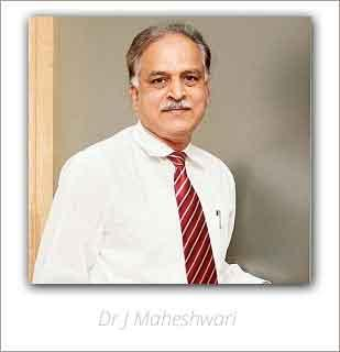 Knee replacement isn't the only surgical option for patients with knee arthritis: Dr J Maheshwari