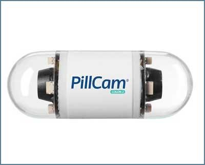 Coming Soon: Colonoscopy by a camera based pill