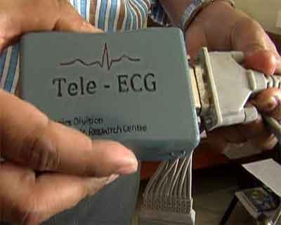 Bhabha Atomic Research Center Develops Cheapest ECG Machine