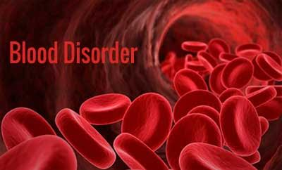 First patient cured of rare blood disorder