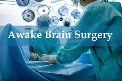 Milestone: Govt Hospital Doctors perform Awake Craniotomy