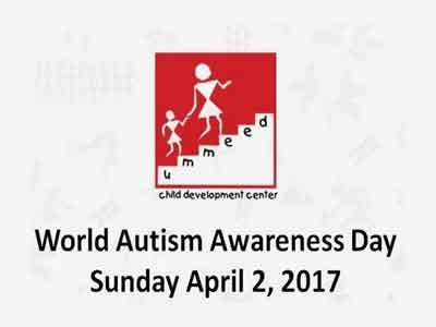 World Autism Awareness Day: Lighting it up blue for autism awareness