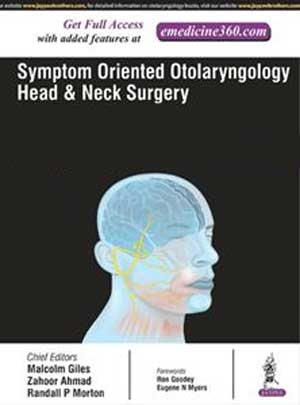 Jaypee releases three Volume Book on Symptom Oriented Otolaryngology Head & Neck Surgery