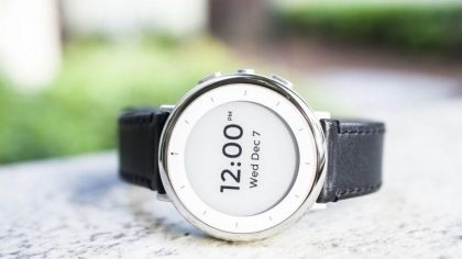 Alphabet's Verily Makes Study Watch a Smartwatch for Health Research