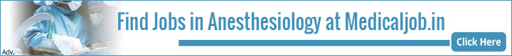 Anesthesiology-job