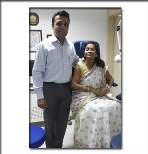 Sural Nerve used to perform Corneal Nerve Transplant at Hiranandani Hospital