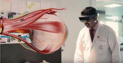 L V Prasad Eye Institute develops the first Holo Eye Anatomy