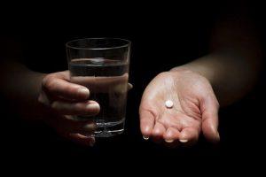 Daily aspirin use reduces COPD morbidity: SPIROMICS Study