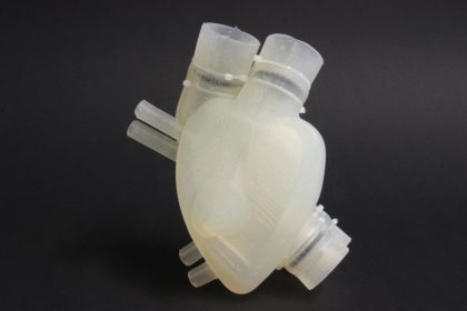 Silicon Based artificial heart in testing Phase