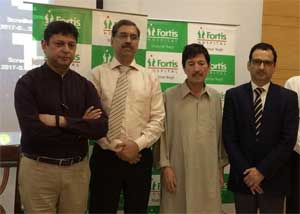Fortis Hospital conducts free-flap abdominal reconstructive surgery