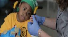 Worlds first child hand transplant a success