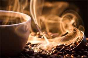 Moderate coffee drinking associated with positive health benefits
