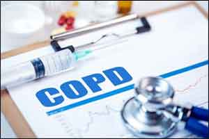 Use of Beta Blockers associated with reduced risk of death from COPD